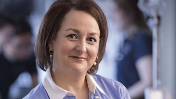 Nursing professor Judy Bornais