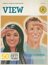 VIEW Fall 2013 cover