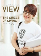 VIEW Fall 2014 cover