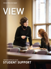 VIEW Spring 2012 cover