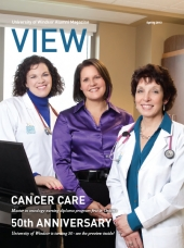 VIEW Spring 2013 cover