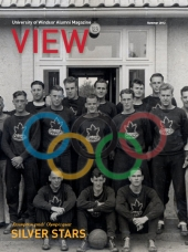 VIEW Summer 2012 cover