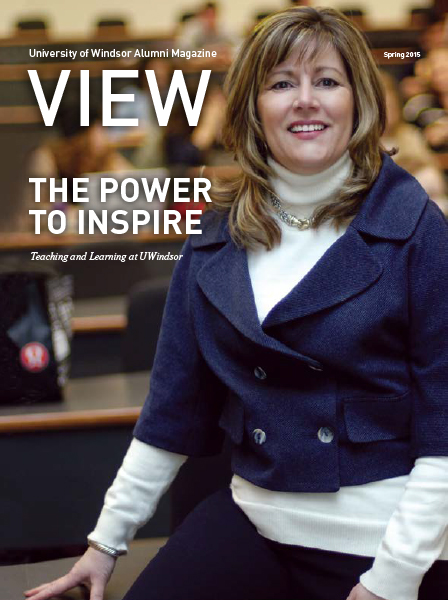 VIEW Spring 2015 cover