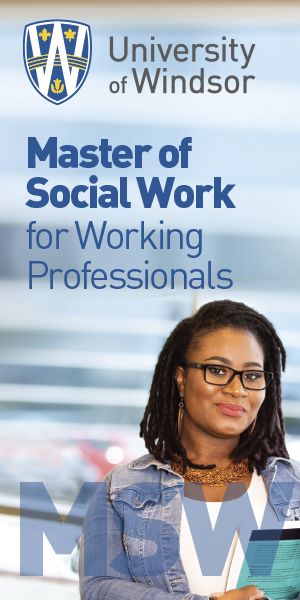 Master of Social Work for Working Professionals