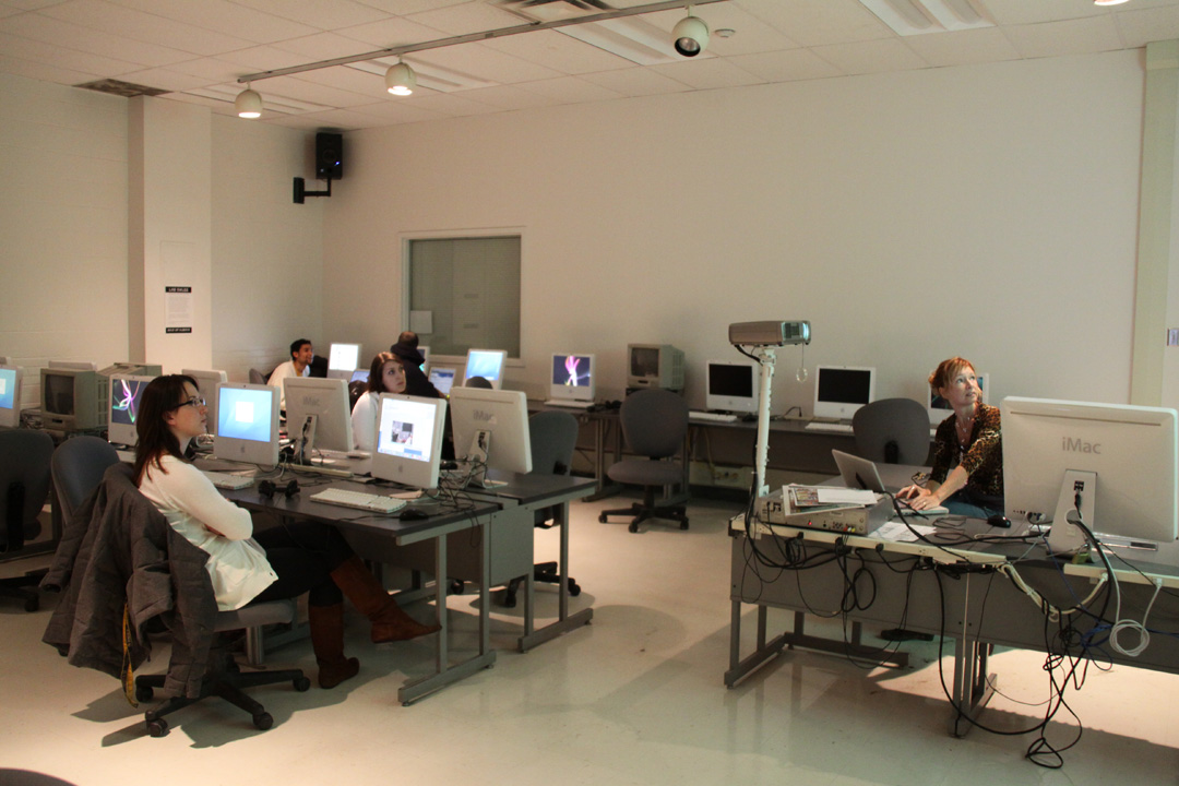 Digital Video Imaging Lab