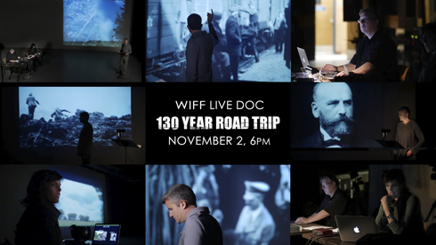 poster for live documentary 130 Year Road Trip