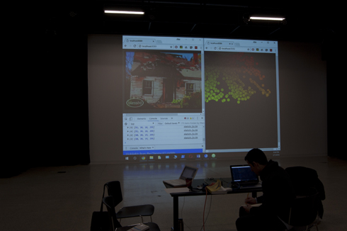 photo from p5.js Project - Open Session 2