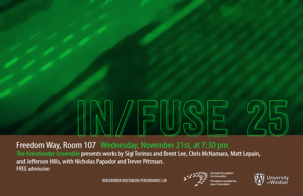 poster for infuse 25